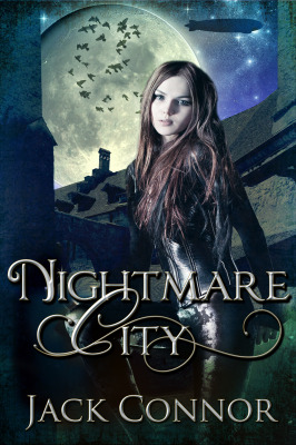 Nightmare City: A Post-Steampunk Lovecraftian Adventure