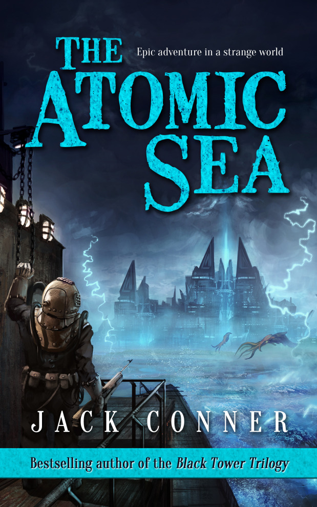 "My epic fantasy ""The Atomic Sea: Volume One"" up for a possible book award!"