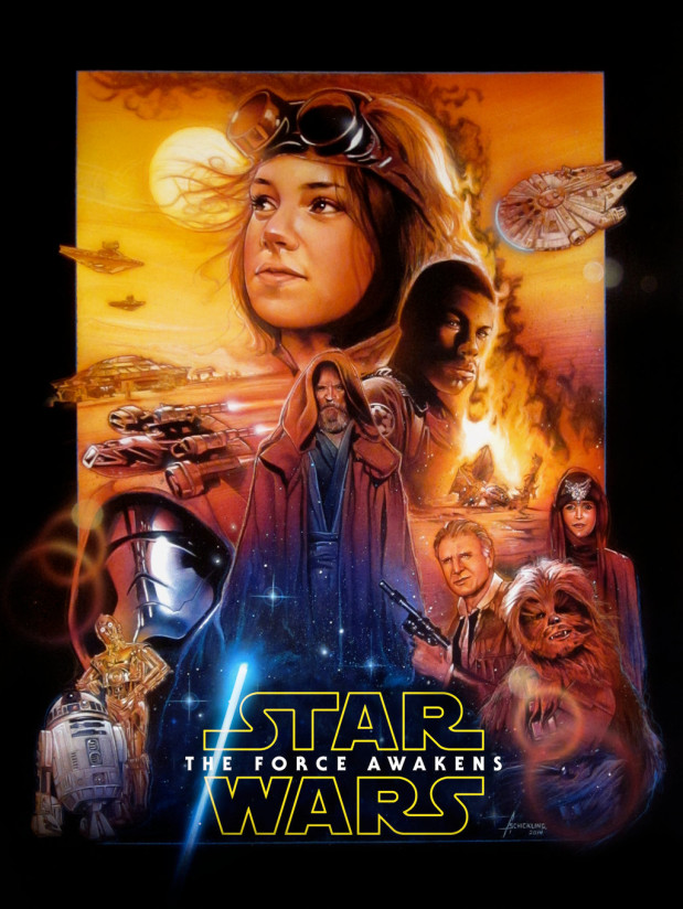 """Is Darth Vader alive in """"Star Wars: The Force Awakens""""?"""