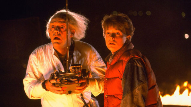 "A ""Back to the Future"" remake?"