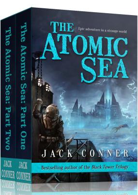 The Atomic Sea: Omnibus of Volumes 1-2