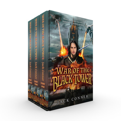 War of the Black Land: Epic Fantasy Trilogy BOX SET