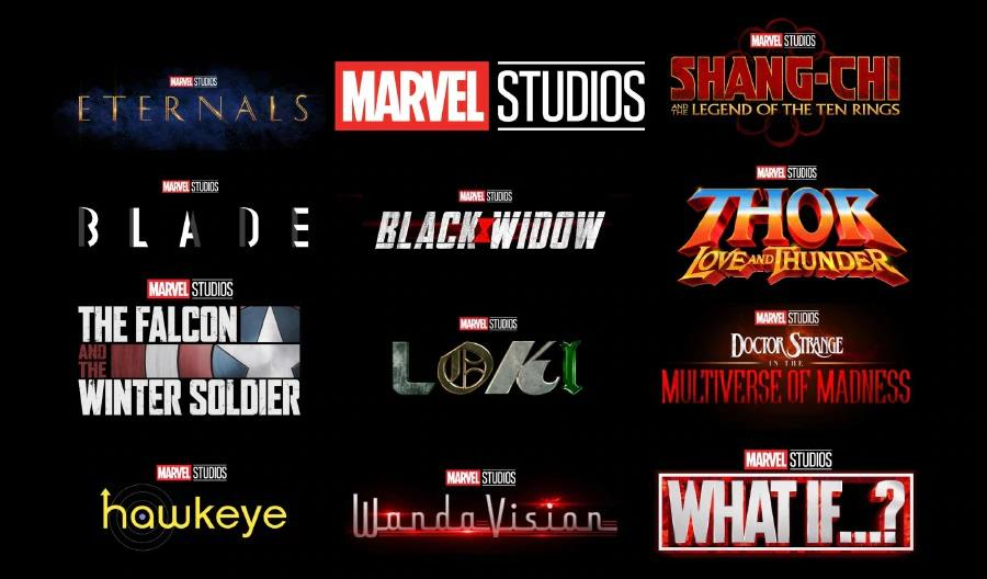 Marvel Phase Four lineup